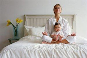 9 قدم برای آرامش ذهن مادر و کودک