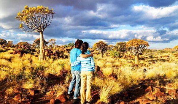 5 مکان برتر برای ماه عسل در آفریقا