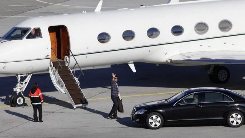 هواپیمای شخصی تام کروز