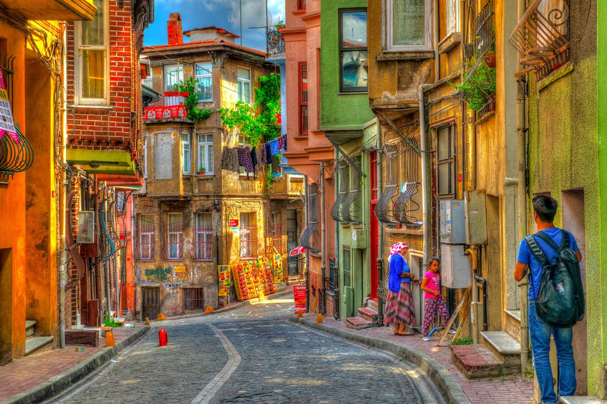 محله بالات در اینستاگرام