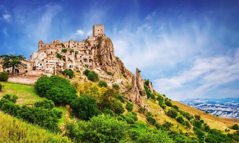شهر متروکه کراکو در ایتالیا
