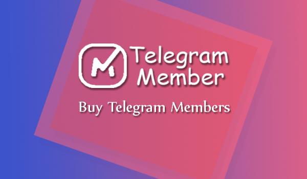 how to buy real telegram member