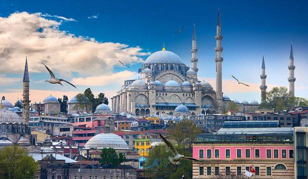 تور استانبول با طاهاگشت